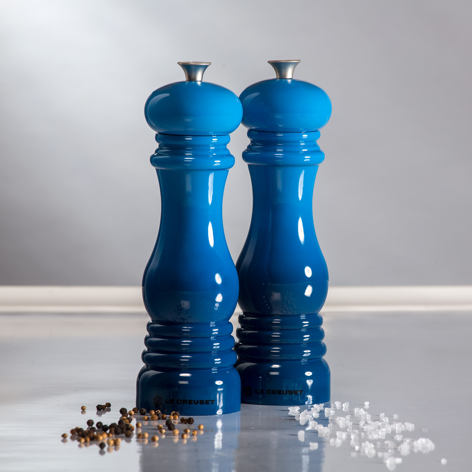 Pepper Mill Marine Le Creuset Touch Of Modern