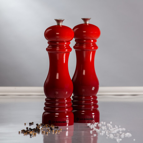 Pepper Mill (Cerise)