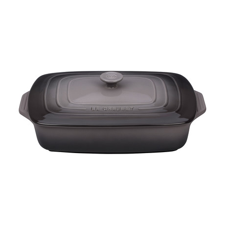 Covered Rectangular Casserole // 3.5 qt (Marine)