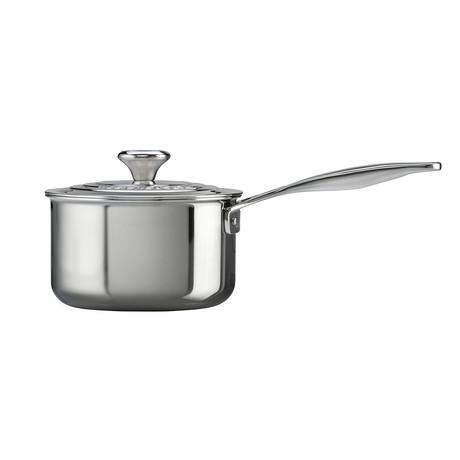 Saucepan + Lid (2 qt)