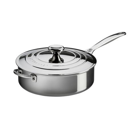 Sauté Pan // Helper Handle + Lid (4.5 qt)