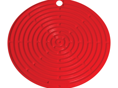 Le Creuset Cast Iron Cookware Cool Tool (White)
