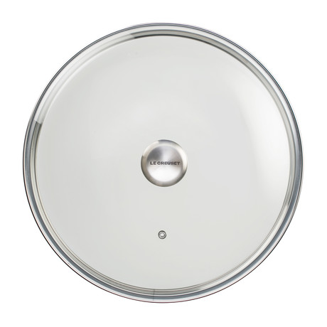 Paella Pan Glass Lid + Steam Vent