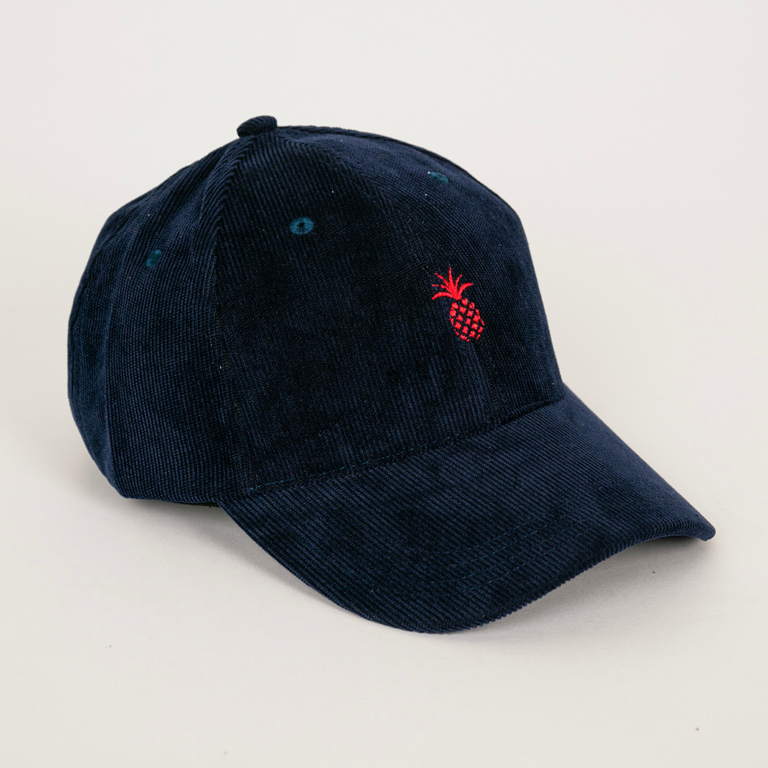 Pineapple Corduroy Dad Hat    Midnight Blue - Qilo - Touch of Modern c47f79ca348