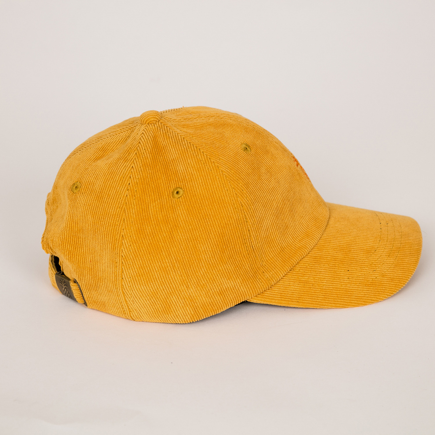 Pineapple Corduroy Dad Hat    Mustard - Qilo - Touch of Modern acf4334b8ff