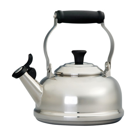 Whistling Tea Kettle // Stainless Steel
