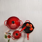 Signature Cast Iron Set // 5 Piece (Marine)