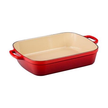 Signature Rectangular Roaster // 5.25 qt (Marine)