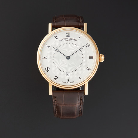 Frederique Constant Slimline Automatic // FC-306MC4S35 // Store Display