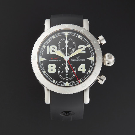 Chronoswiss TM Chrono GMT Automatic // CH-7553.1 // Store Display