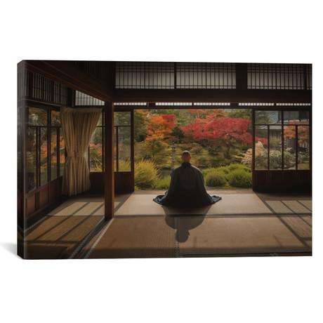 """Autumn In Japan XI // Daniel Kordan (18""""W x 12""""H x 0.75""""D)"""