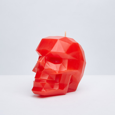 Skull Candle // Red