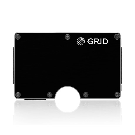 GRID Wallet // Black