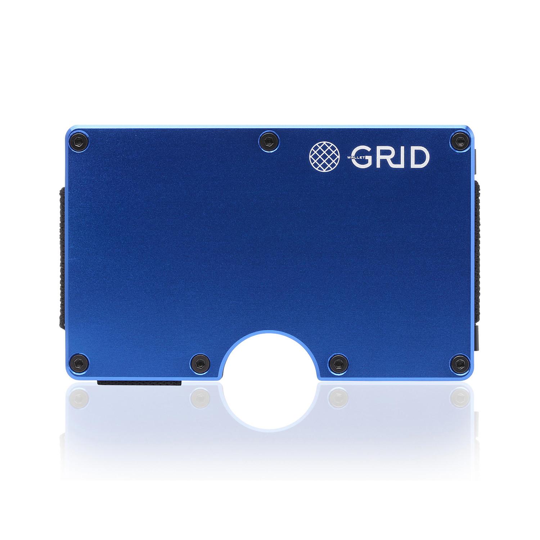 Pricing Grid: GRID Wallet // Blue