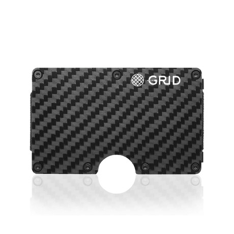 GRID Wallet // Carbon
