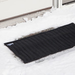 Saltnet // Ice + Snow Melting Mat (Standard Door Mat (Single))