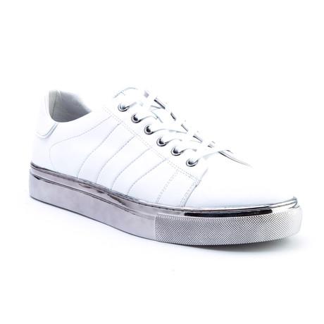 Brando Low-Top Sneaker // White (US: 12)