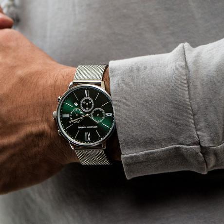 Gentleman Warfare Class Chronograph Quartz // WCH-GW739-C130