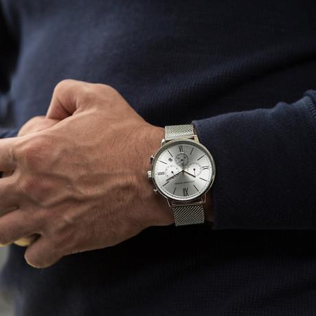 Gentleman Warfare Class Chronograph Quartz // WCH-GW739-C410