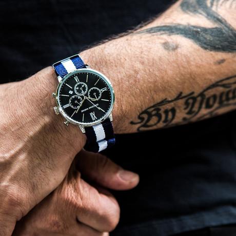Gentleman Warfare Class Chronograph Quartz // WCH-GW739-C650