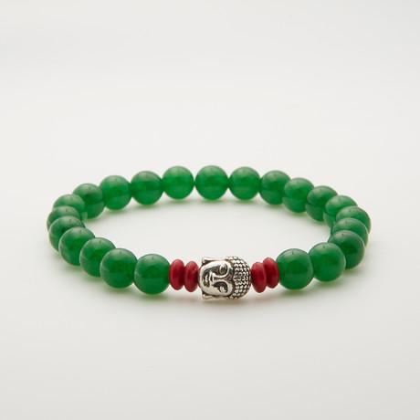 Aventurine Bracelet // Green