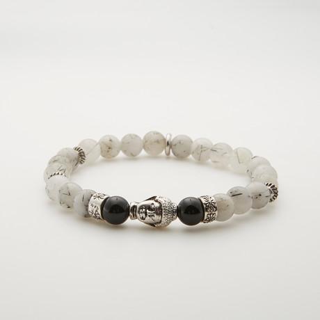 Water + Life Bracelet // White