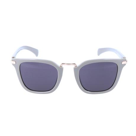 Taft Sunglass // Light Gray