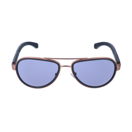 Arvin Sunglass // Brushed Copper