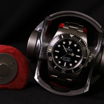 VI52 Watch Winder // Raw Iron
