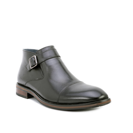 Lami Monkstrap // Black (US: 8)