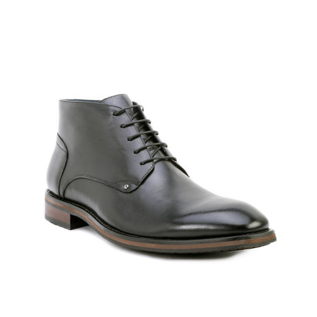 Malta Boot // Black (US: 8)