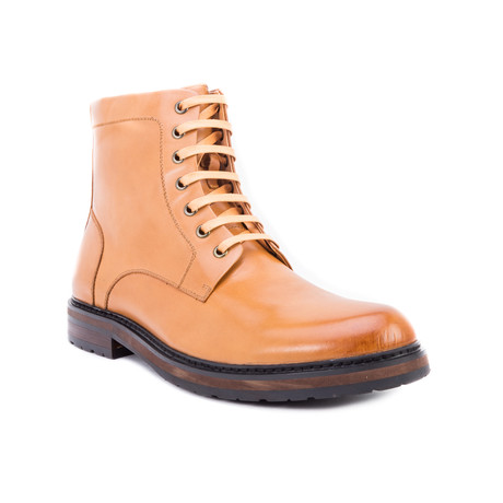 Miro Ankle Boot // Cognac (US: 8)