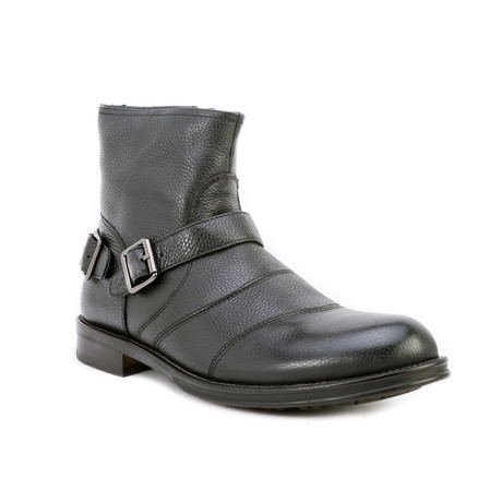 Howson Engineer Boot // Black (US: 8)