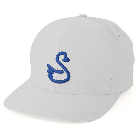 The Delta Hat // White (S/M)