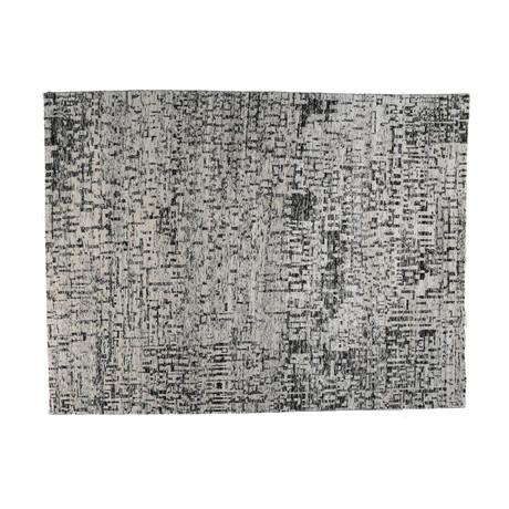 Handmade Contemporary Rug // Shapes