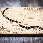 """Austin (7""""W x 10""""H x 1.5""""D)"""