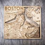 "Boston (7""W x 10""H x 1.5""D)"