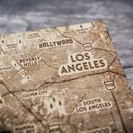 "Santa Monica (8""W x 9""H x 1.5""D)"