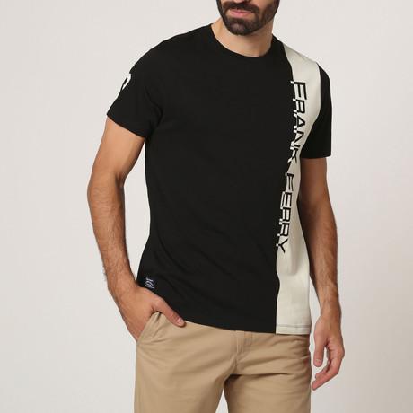 Graphic Crew T-Shirt // Black (S)