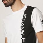 Graphic Crew T-Shirt // White (S)