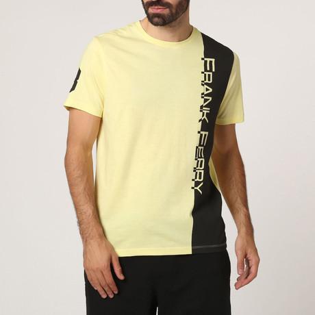 Graphic Crew T-Shirt // Yellow (S)