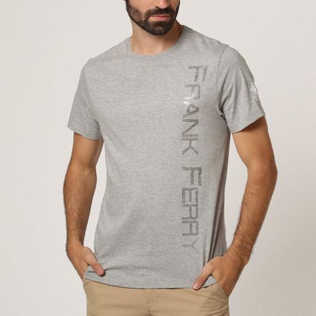Frank Ferry T-Shirt // Grey M. (S)