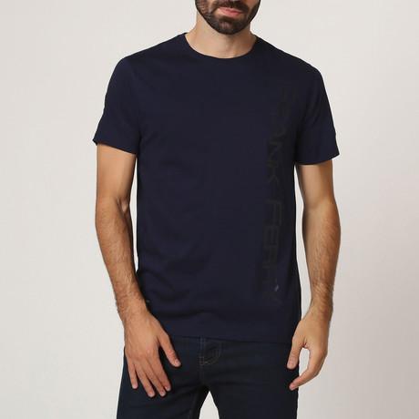 Frank Ferry T-Shirt // Navy (S)