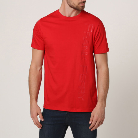 Frank Ferry T-Shirt // Red (S)
