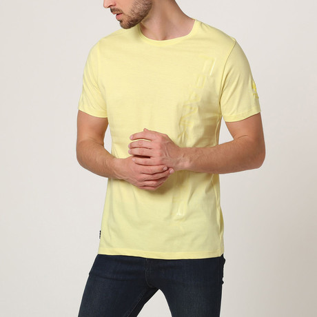Frank Ferry T-Shirt // Yellow (S)