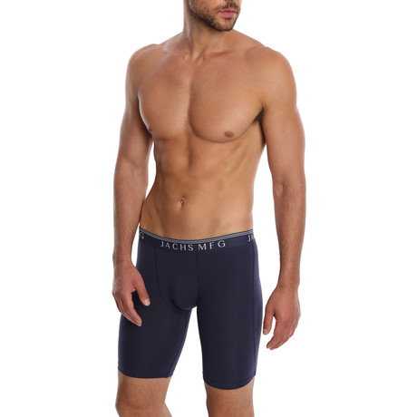 9 to 5 Boxer Brief // Blues // 3 Pack (S)