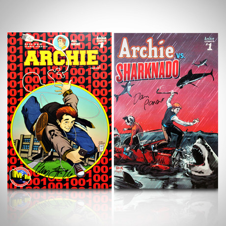 Signed Comics // Archie // Set of 2