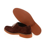 Wing-Tip Brogue // Bordeaux (Euro: 40)