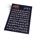 100 Bucket List // Kamasutra Edition