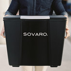 Standard Cooler // Black (30 Quarts)